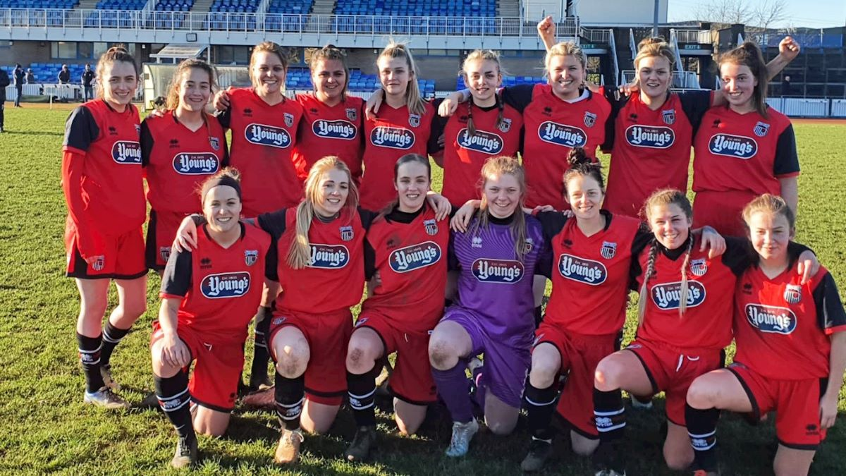 Grimsby Town Women to play at Blundell Park