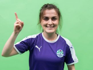 Boroughmuir Thitle's Hannah Markley