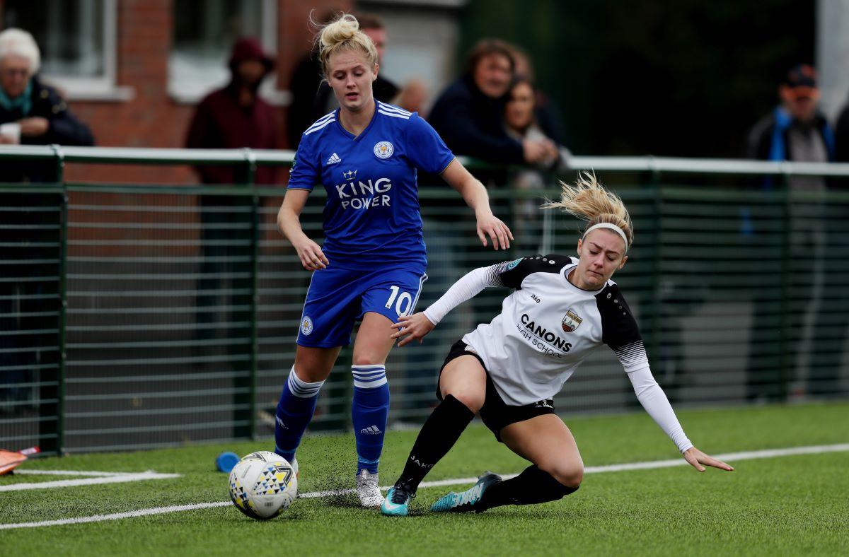 Derby County's new signing, Rosie Axten