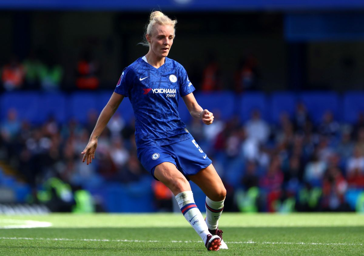 LFA Goal of the Season nominee, Sophie Ingle