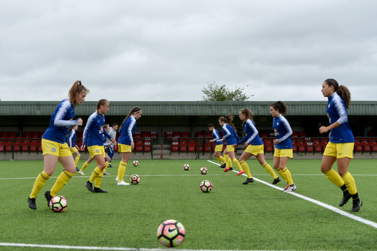 Last season's FA Girls' Cup runners-up Chelsea are back in the final