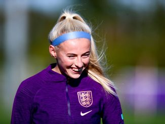 England call-up for Chloe Kelly