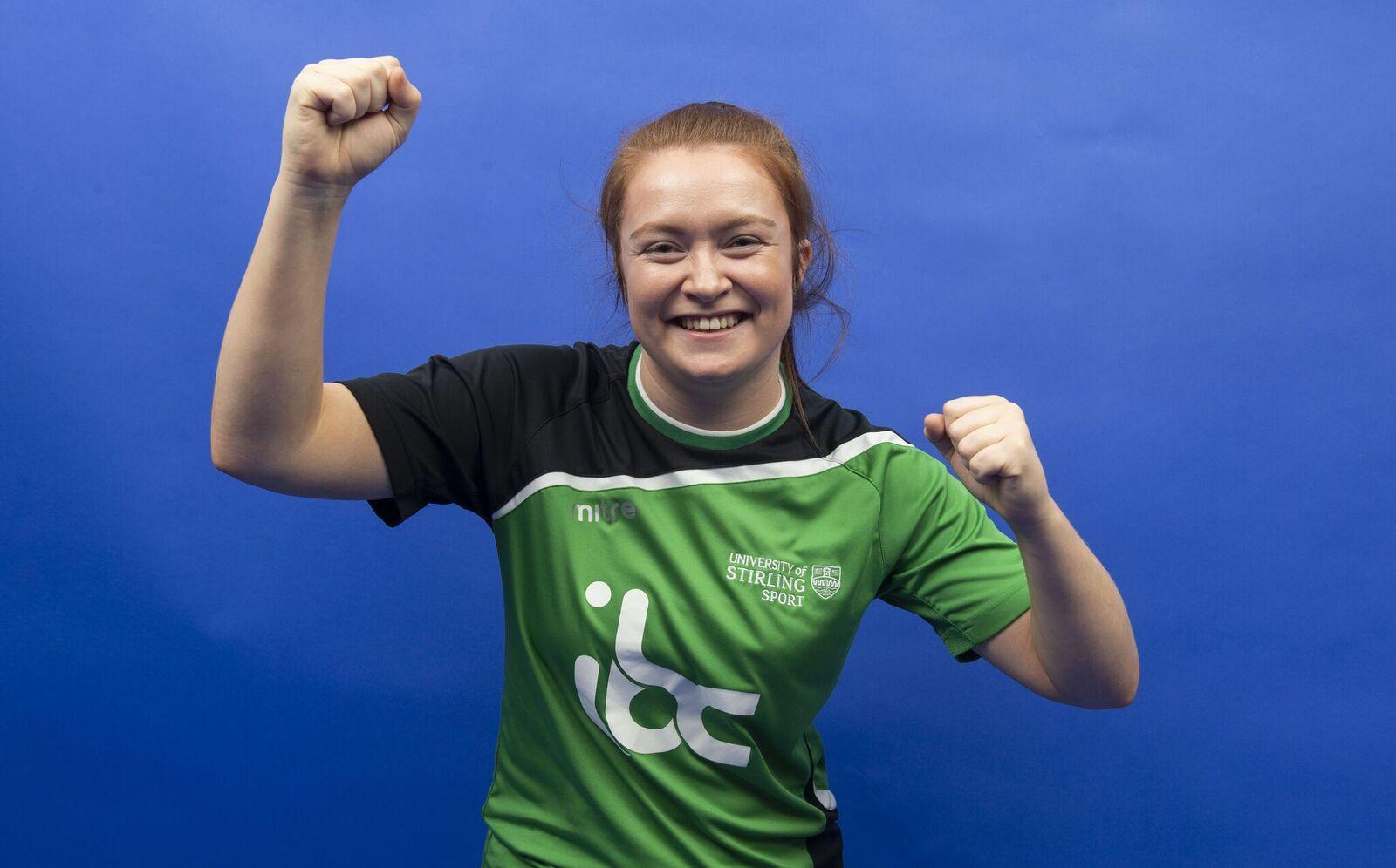 Ciara Bonner, Stirling University WFC
