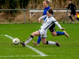 Sarah Adams' goal sealed Swansea's WPWL Cup final place