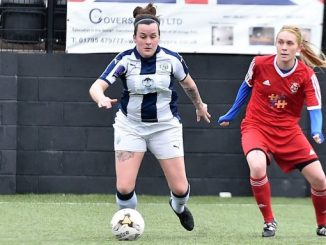 New Coventry United signing, Anna Wilcox