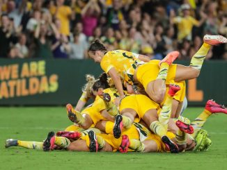 Australia qualify for Tokyo 2020