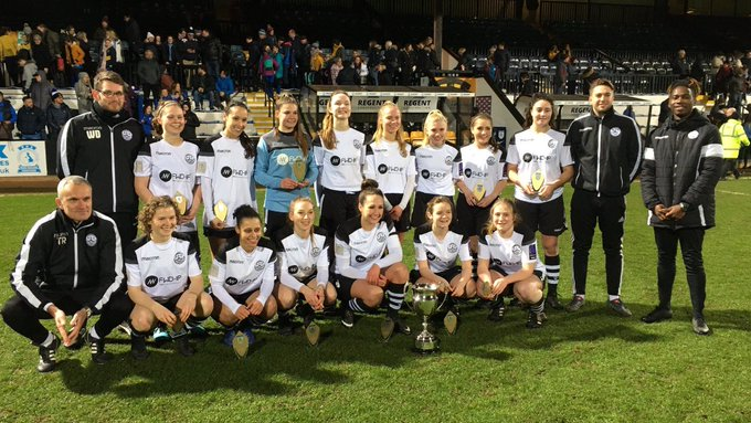 Cambridge City win Cambs Cup