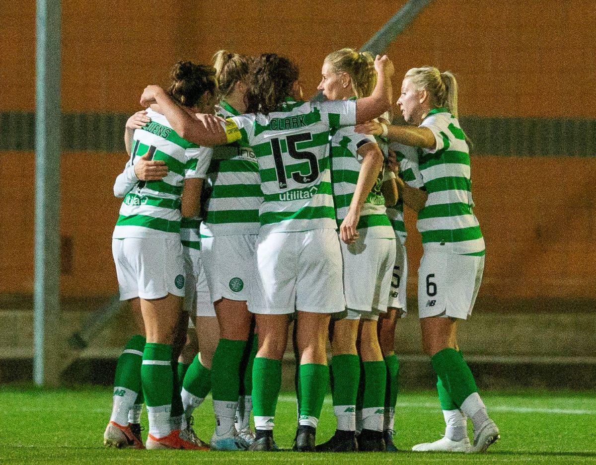 Celtic reach SWPL Cup quarter-finals