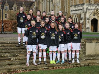 Engllish Schools U15 squad