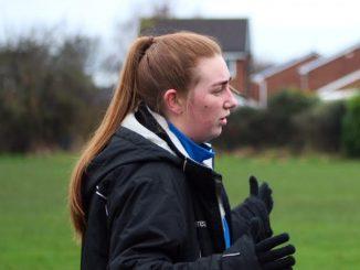 Alder captain, Ellie Moss
