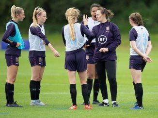 Emma Coates England Women U19