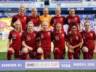 England beat Japan 1-0