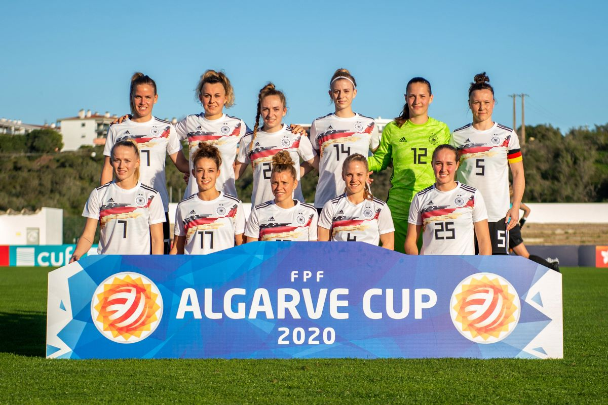 Algrave Cup winners Germany gain 12 points in rankings