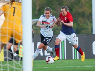 Germany beat Norway in the Algarve Cup semi-finals