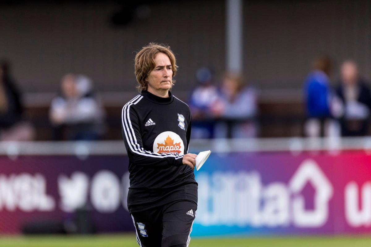 Marta Tejedor has left Birmingham City