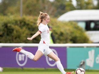 Missy Bo Kearns scored for England U-19s