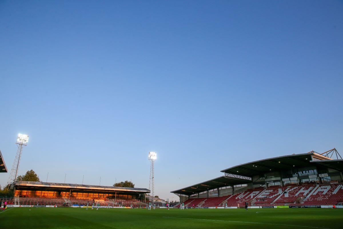 Racecourse Ground, Wrexham