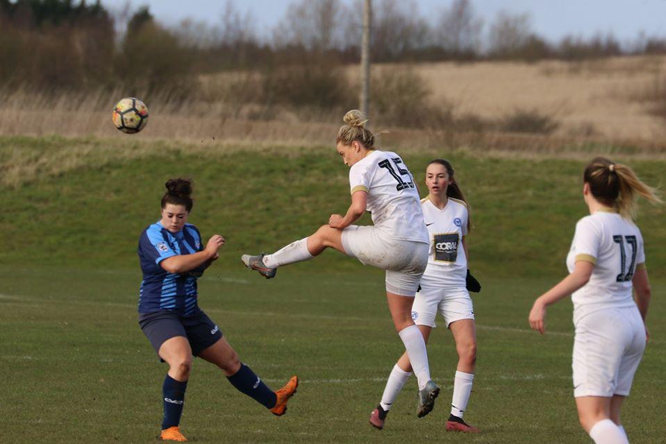 Rise Park v Peterborough United