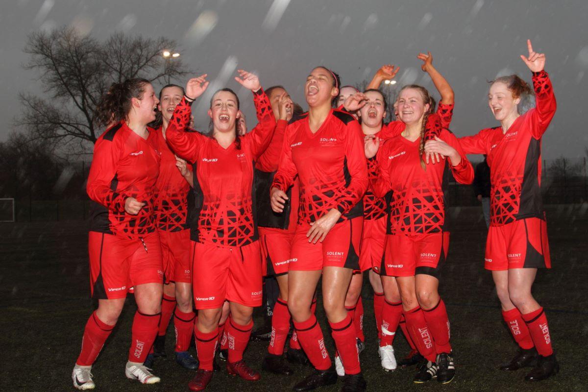Solent University reach BUCS Trophy final