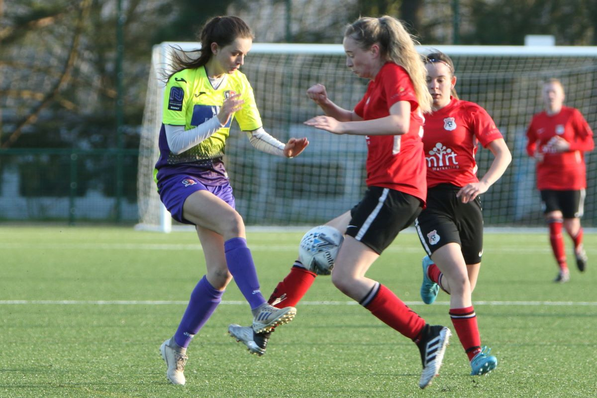 Southampton Women's v Exeter City