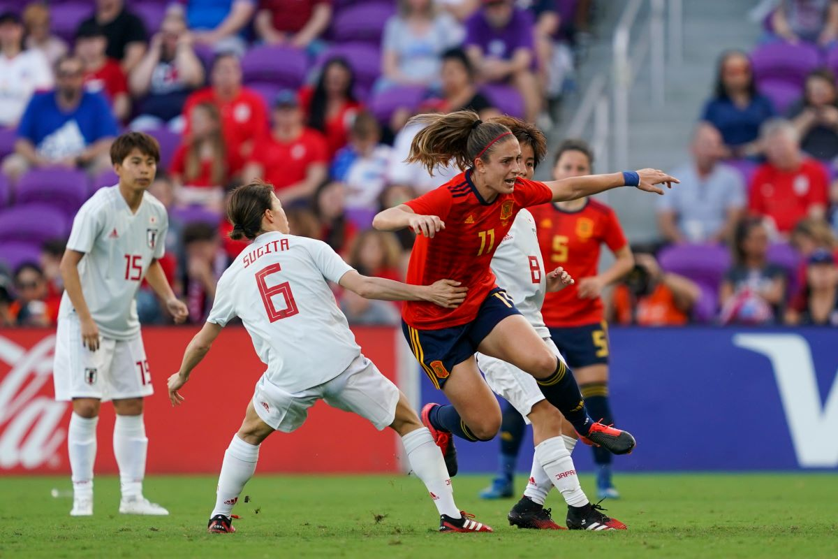 Spain beat Japan 3-1