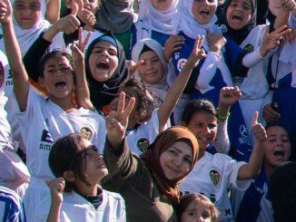 #IWD2020 at Za'atari Refugee Camp