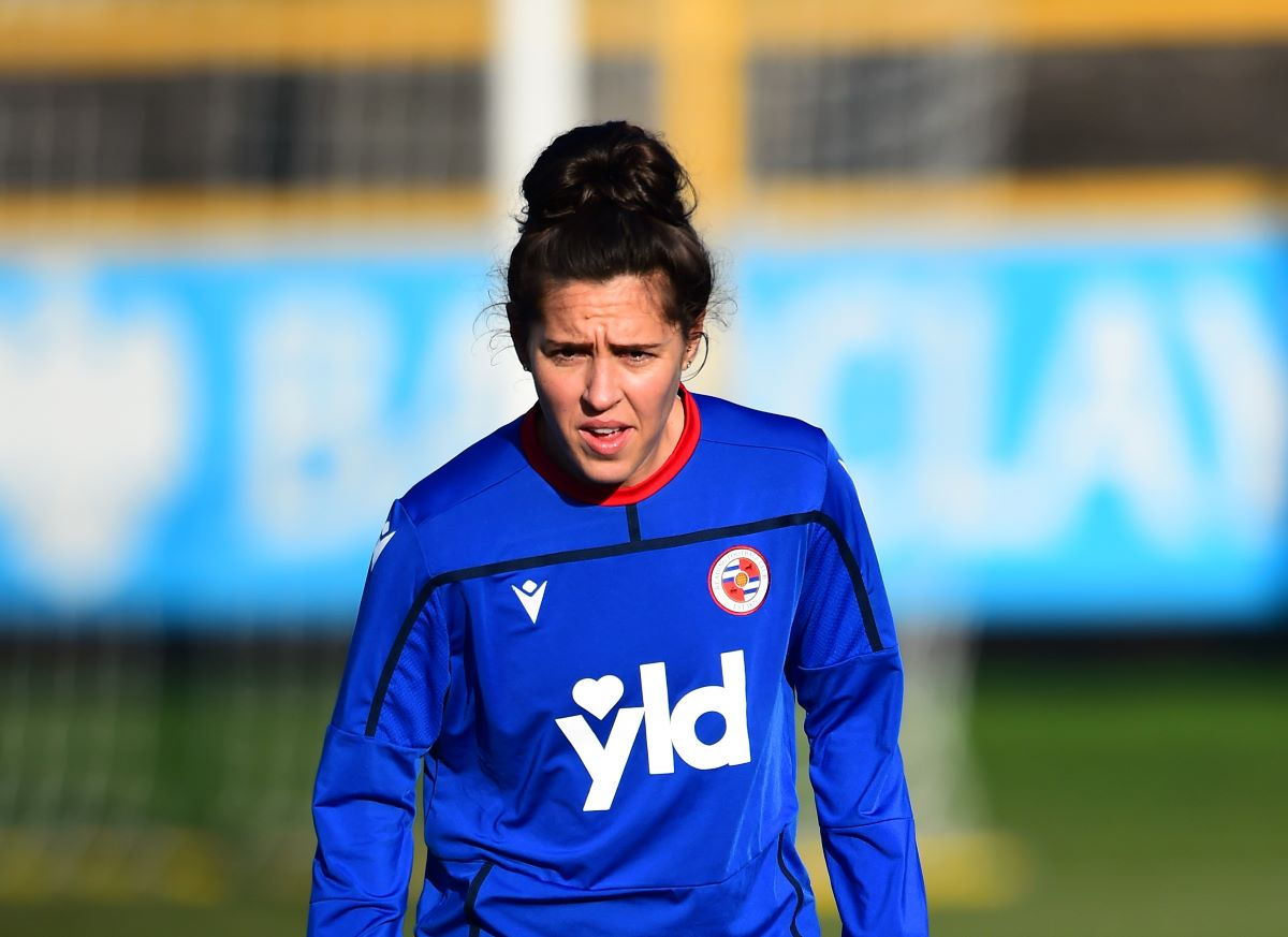 Reading's Fara Williams