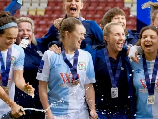 Blackburn Rovers new signing, Hannah Walsh
