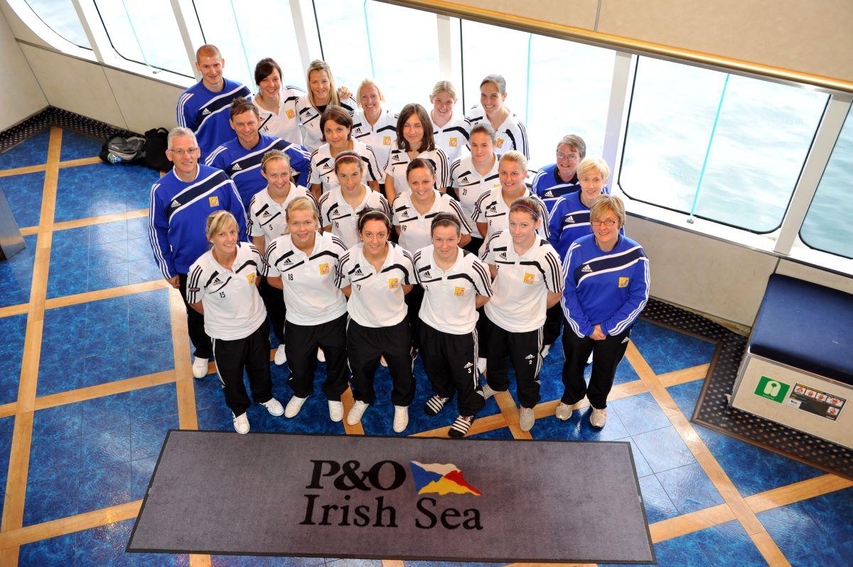 2010 UEFA Glasgow City squad