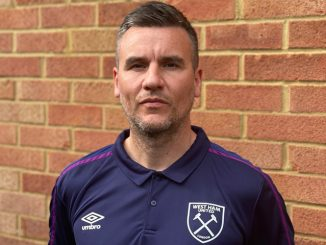 West Ham Women's new Geneal manager, Aidan Boxall