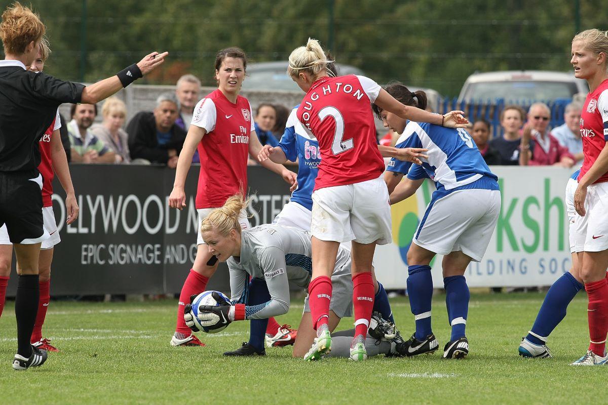 Birmingham City v Arsenal 2011