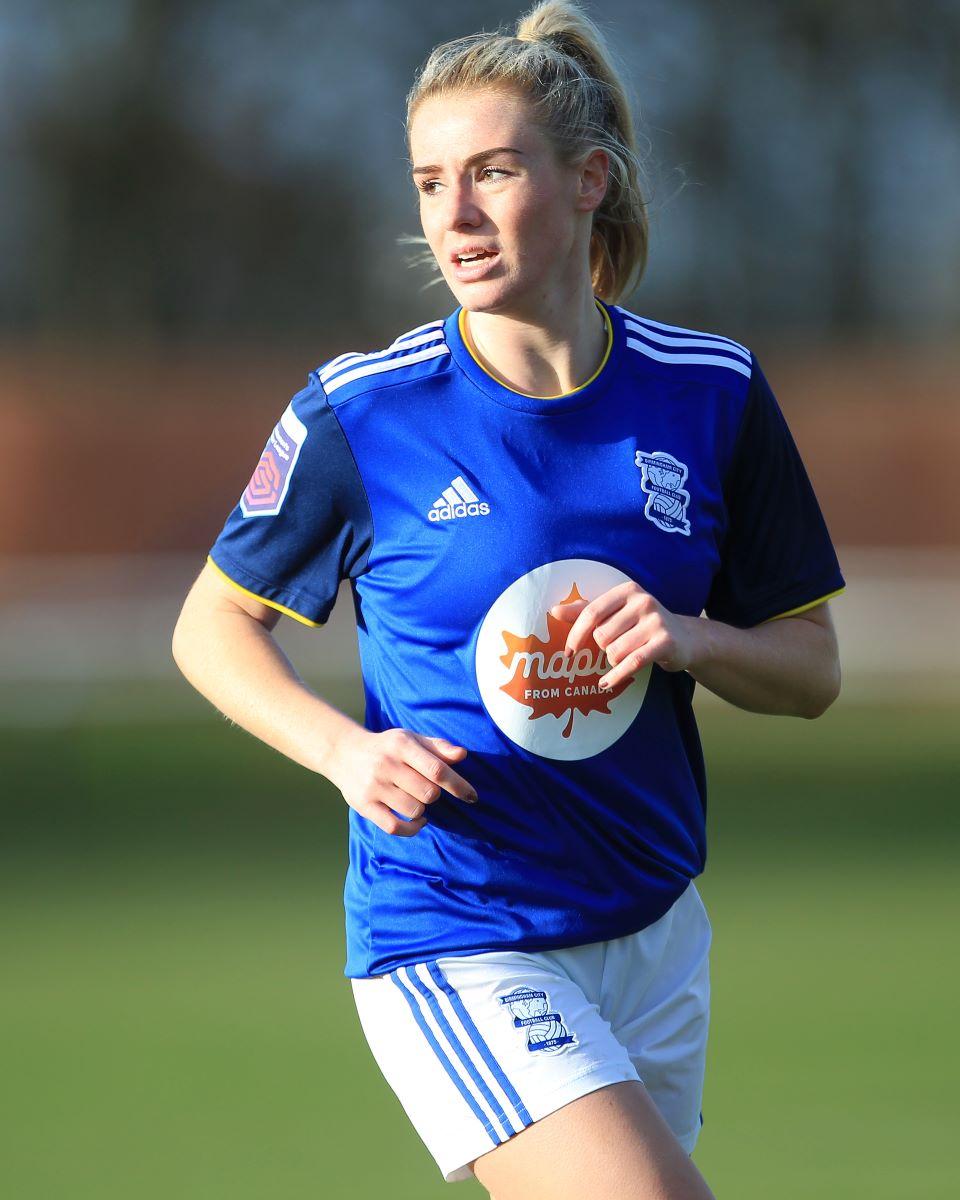 Emma Kelly, Birmingham City