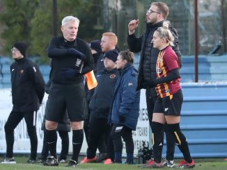 Chris Hames. Bradford City WFC boss