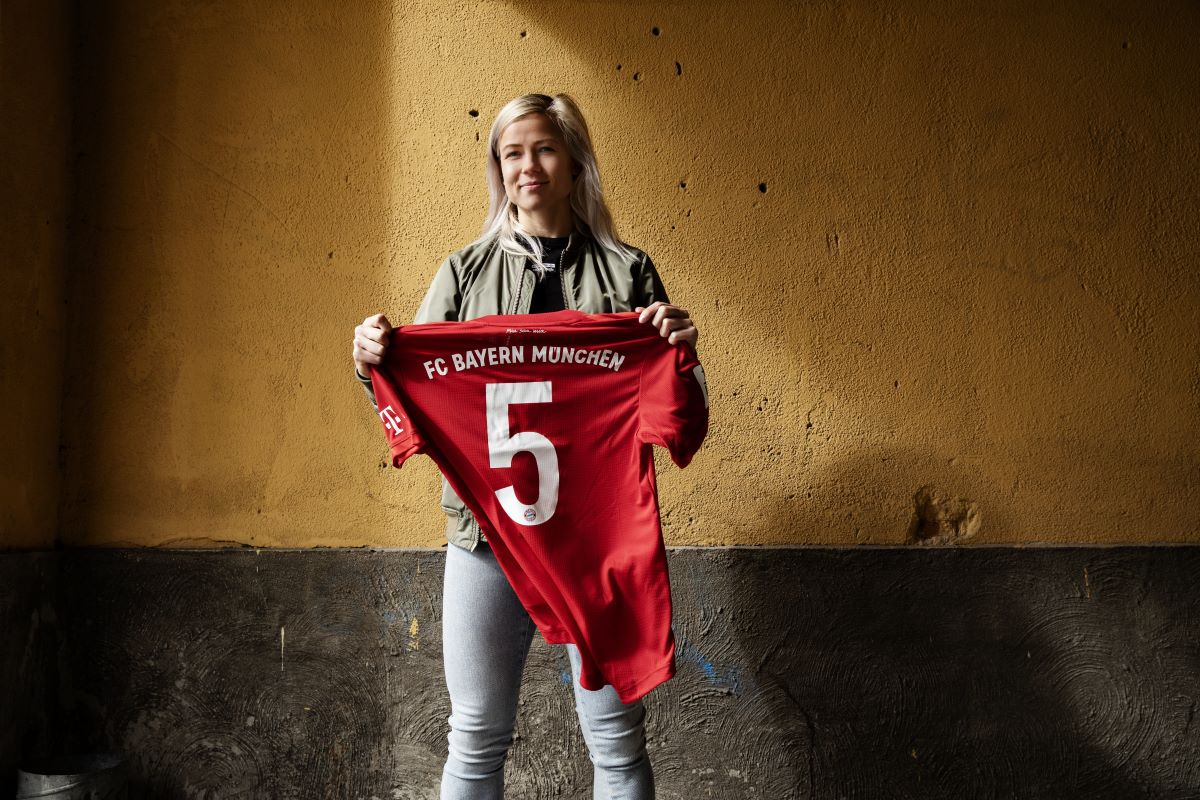 Hanna Glas joins Bayern Munich