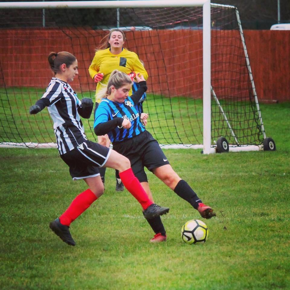 Coalville Town in action