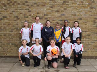 Yarmouth Girls re kindle love of the game