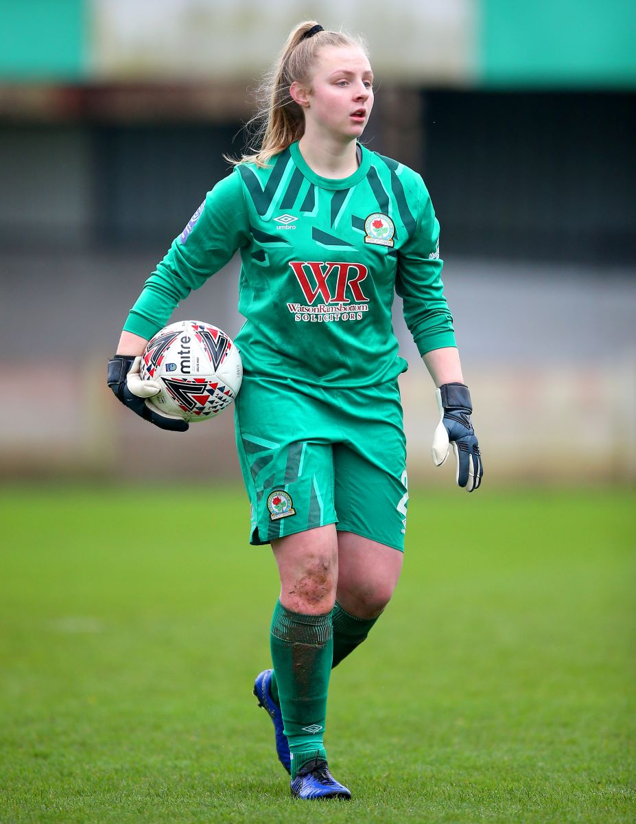 Lauren Perry, Blackburn Rovers