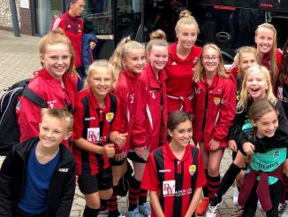 Wormley U-13s have dad & daughter duos