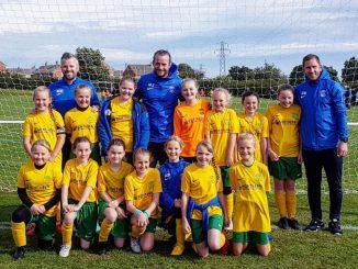 Gateshead Leam Rangers Girls