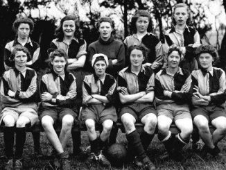 Llay United Ladies 1948