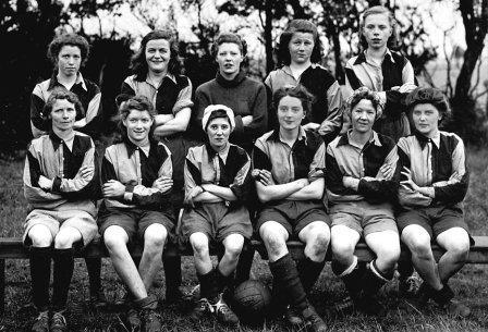 Llay United Ladies 1948