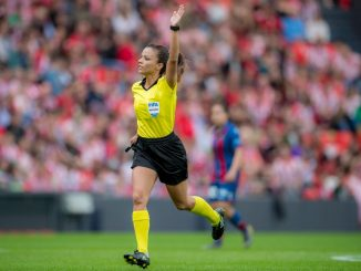 Referee, Marta Huerta