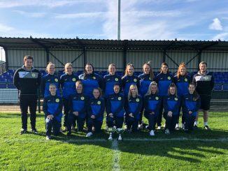 Royal Wootton Bassett Ladies missed out on another double