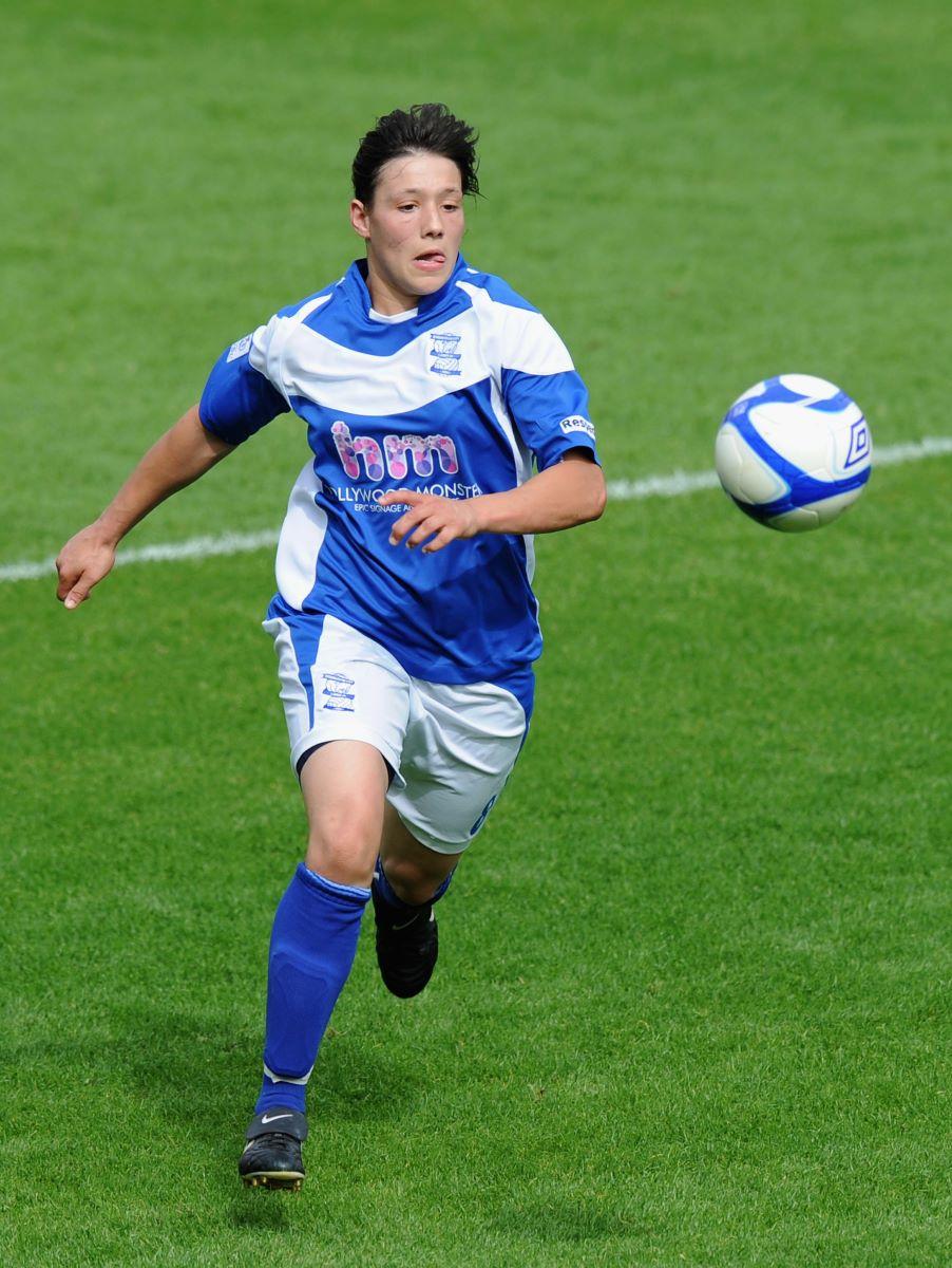 WSL 2011 top scorer, Rachel Williams