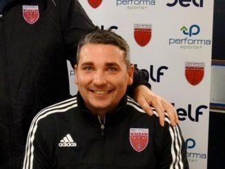 Forfar Farmington head coach, Ryan McConville