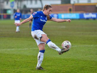 Everton's Simone Magill