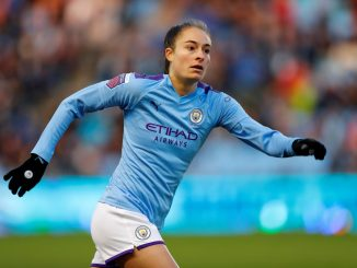 Manchester City's Tessa Wullaert