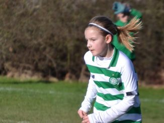 Celtic Girls Academy's Madison Dunn