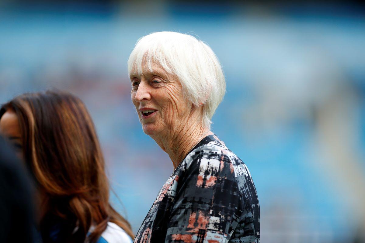 Baroness Sue Campbell,