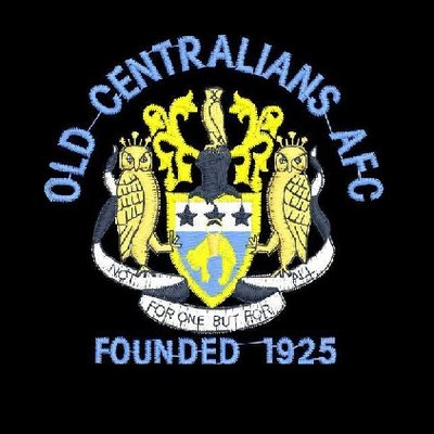 Old centralians logo